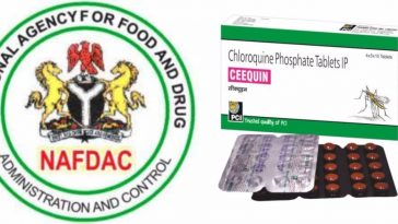 Coronavirus: NAFDAC Approves Chloroquine For Clinical Trial In Nigeria 2