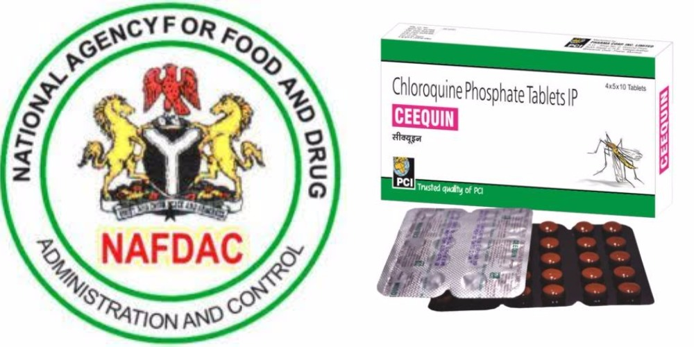 Coronavirus: NAFDAC Approves Chloroquine For Clinical Trial In Nigeria 1