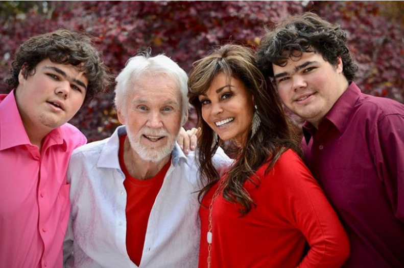 Kenny Rogers Children: 5 Facts You need to know 3