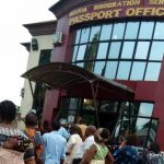 Coronavirus: Pandemonium As Chinese Woman Falls, Starts Vomiting At Immigration Office In Lagos 28