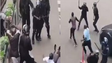 Coronavirus: Police Beats Church Members Mercilessly For Defying Government's Order To Stay At Home [Video] 7
