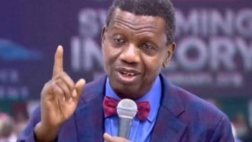 God Told Me He Will Use Coronavirus To Send Everybody On Compulsory Holiday – Pastor Adeboye 3
