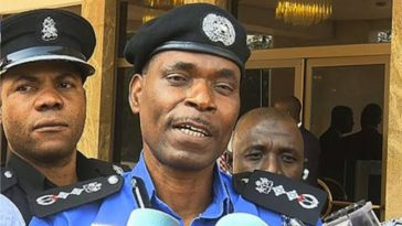 Many #EndSARS Protesters Are Begging To Join Nigerian Police Force - IGP Adamu 13