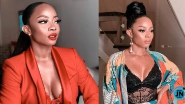Coronavirus: The Whole World Should Fine China For 'Eating Certain Animals' - Toke Makinwa 4