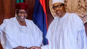 Buhari's Chief Of Staff, Abba Kyari Reportedly Sick And Suspected Of Contracting Coronavirus 2