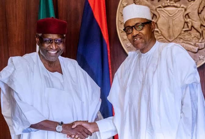 Buhari's Chief Of Staff, Abba Kyari Reportedly Sick And Suspected Of Contracting Coronavirus 1
