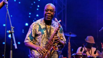 Cameroonian Jazz Legend And Saxophonist, Manu Dibango Has Died Of Coronavirus In Paris 3