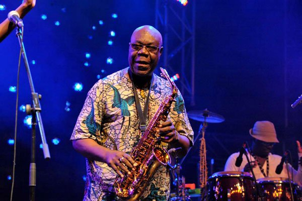 Cameroonian Jazz Legend And Saxophonist, Manu Dibango Has Died Of Coronavirus In Paris 1