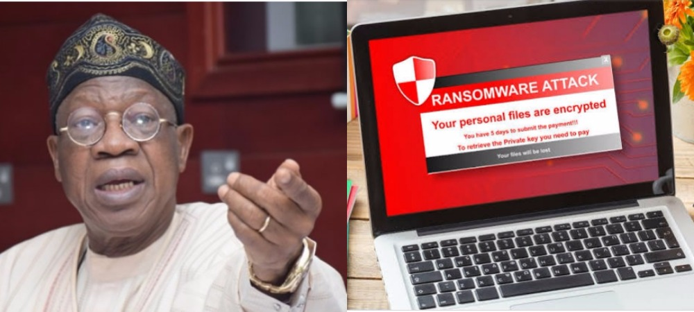 Federal Government Alerts Nigerians Over Existence Of Coronavirus Ransomware Application 1