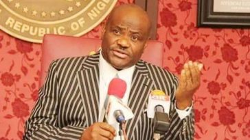 """I Pray APC Remain In Crisis, I Hope They Continue To Make Mistakes Everyday"" - Governor Wike 7"