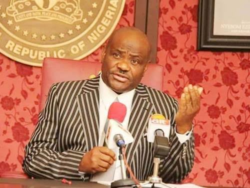 """I Pray APC Remain In Crisis, I Hope They Continue To Make Mistakes Everyday"" - Governor Wike 1"