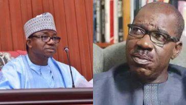 Edo Speaker, Frank Okiye Tests Positive To Coronavirus As Governor Obaseki Goes Into Self-Isolation 3