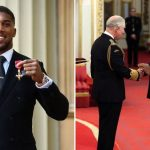 Anthony Joshua Goes Into Self-Isolation After Meeting Prince Charles Who Is Infected With Coronavirus 27