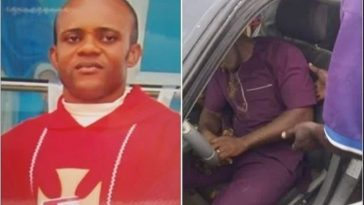 Catholic Priest, Father Charles Okeke-Odogwu Found Dead Inside His Car In Anambra 7