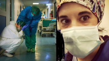 34-Year-Old Italian Nurse With Coronavirus Kills Herself Over Fear Of Infecting Other People 2