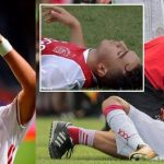 Ajax Player, Abdelhak Nouri Wakes Up After Almost Three Years In Coma 29