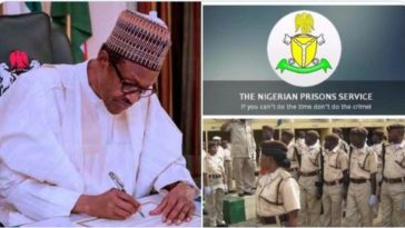 President Buhari Approves Release Of Inmates From Nigerian Prisons Due To Coronavirus Pandemic 4