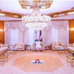 NCDC DG, Minister Of Health Visits Buhari In Aso Rock To Brief Him On Coronavirus [Photos/Video] 30