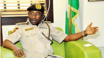 Nigeria's Immigration Boss, Muhammad Babandede Tests Positive For Coronavirus COVID-19 2