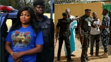 Police Arrests Funke Akindele For Throwing A House Party Amid Coronavirus Lockdown 2