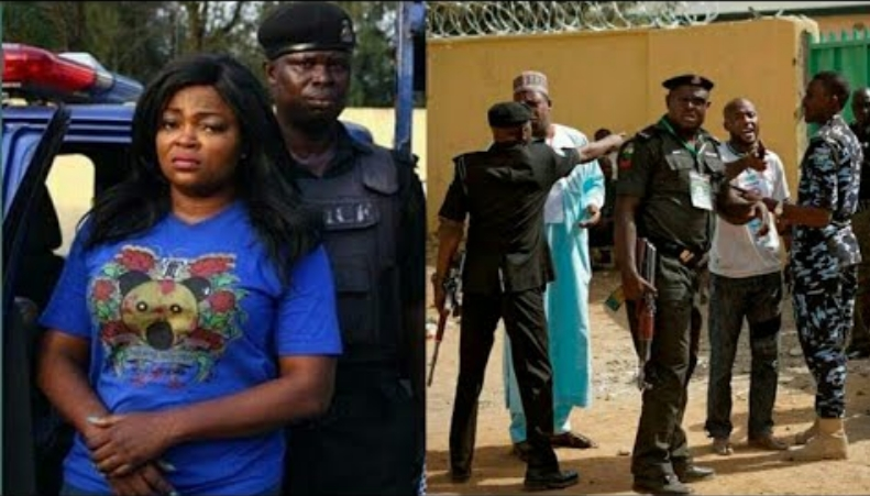 Police Arrests Funke Akindele For Throwing A House Party Amid Coronavirus Lockdown 1