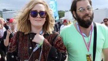 Adele's Ex-husband, Simon Konecki Allegedly Getting £140 Million Divorce Settlement 6