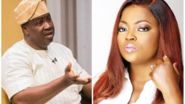 Police Arrest Lagos Guber Candidate, Gbadamosi, For Attending Funke Akindele's House Party 10