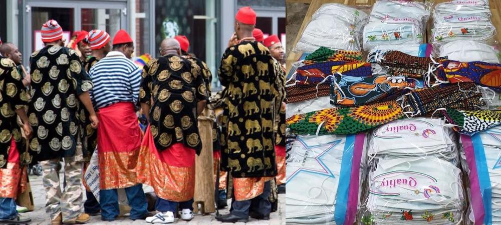 "Coronavirus: ""Don't Wear Face Masks Imported From China, Use Aba Made"" – Ohanaeze Warns Ndigbo 1"
