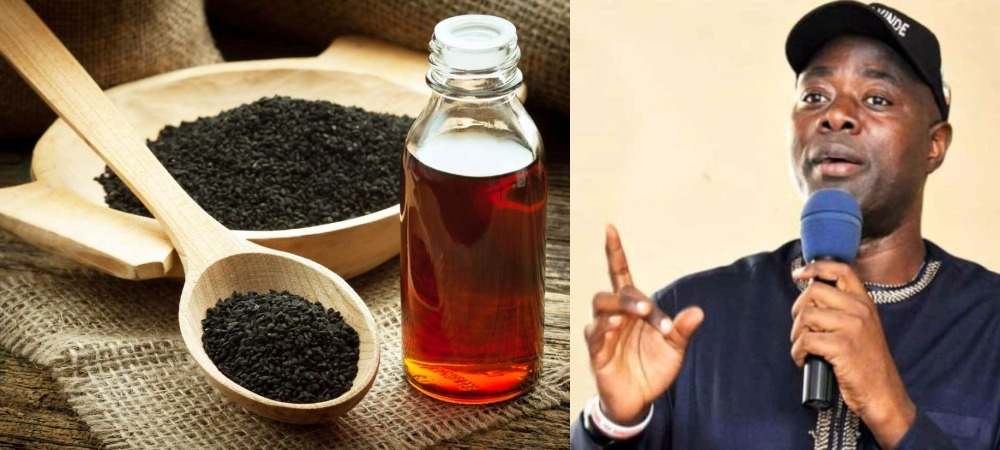 """""""I Used Black Seed Oil Mixed With Honey To Fight Coronavirus"""" - Gov Makinde Says After Recovery 1"""