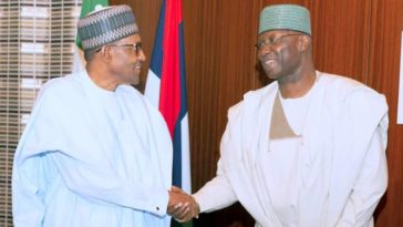 President Buhari To Decide On Extension Of Lockdown In Lagos, Ogun, And Abuja - SGF Mustapha 6
