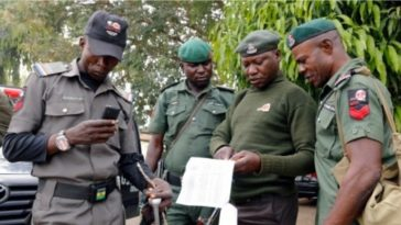 Police Storms Zamfara Shrine, Discovers Cultists' List Containing Names Of Top Politicians 11