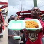 Ungrateful Nigerians Laments About 'Free Food' Given To Them By Good Samaritan Woman [Video] 28