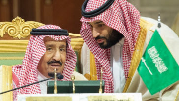 Saudi Arabia's King And Crown Prince Forced into Isolation After 150 family members tests positive for coronavirus 2