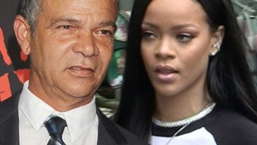 Rihanna's Father Tested Positive For Coronavirus; Now Cured After She Came Through For Him 3
