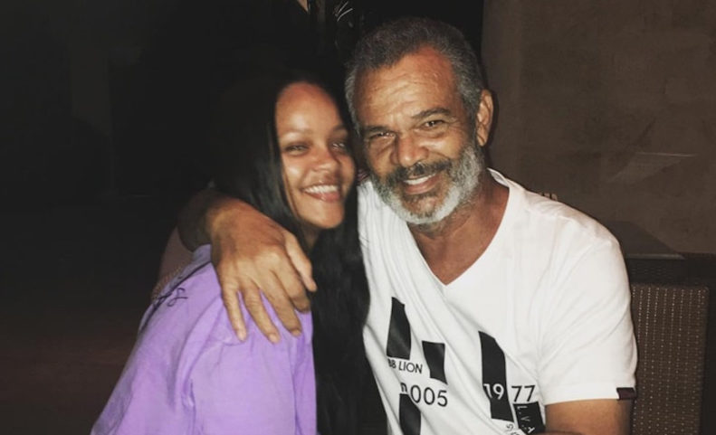 Rihanna's Father Tested Positive For Coronavirus; Now Cured After She Came Through For Him 4