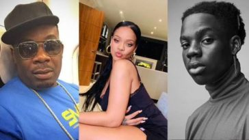 """We Getting Closer"" - Don Jazzy Reacts As Rihanna Dances To Rema's Song 'Dumebi' [Video] 12"