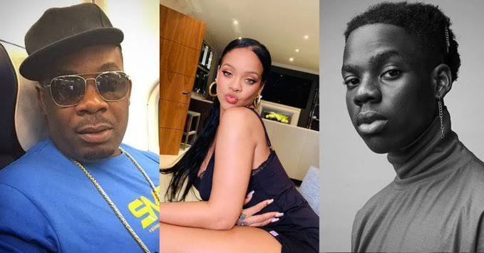"""""""We Getting Closer"""" - Don Jazzy Reacts As Rihanna Dances To Rema's Song 'Dumebi' [Video] 1"""