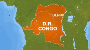 A New Case Of Ebola Emerged In The Democratic Republic Of The Congo (DRC),  52 Days After After The Last Case 12