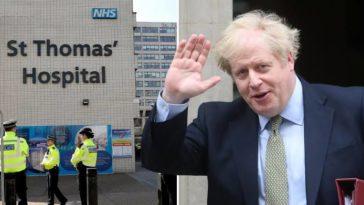 UK Prime Minister, Boris Johnson Discharged From Hospital After Battling  'Persistent' Coronavirus Symptoms 7