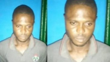 Man Arrested For Raping 8-Year-Old Girl After Luring Her With Biscuits To His Room In Lagos 8