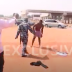 COVID-19 Lockdown: Drama As Hungry Taxi Driver Strips Naked To Protest Seizure Of His Car [Video] 26