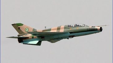 Nigerian Air Force Accidentally Bombs And Kills 17 People In Borno Village 4