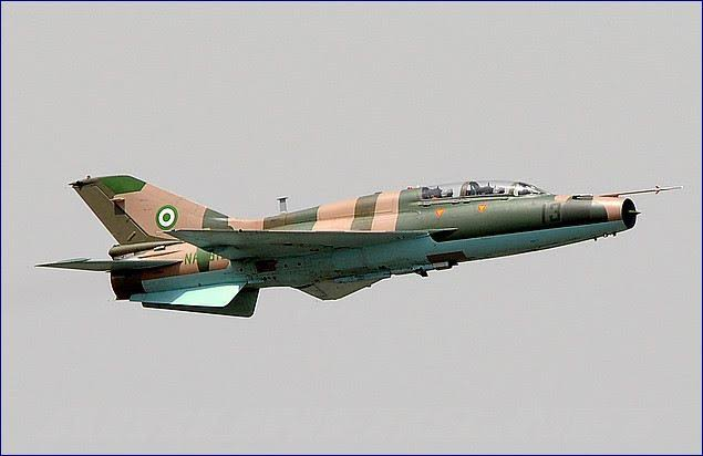 Nigerian Air Force Accidentally Bombs And Kills 17 People In Borno Village 1