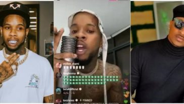 Tory Lanez Calls Out IK Ogbonna, Warns Him To Stop Posting Nigerian Flag On His IG Live [Video] 7