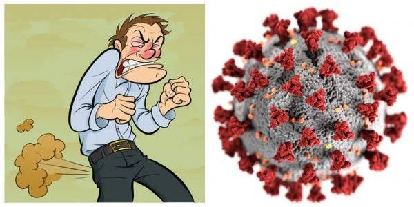 Doctors Makes New Discovery That Coronavirus Can Spread Through Farts 1
