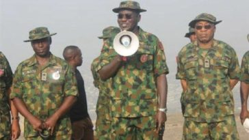 Buratai Vows He Will Remain In North East Until Nigerian Army Defeats Boko Haram 7