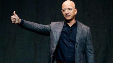World's Richest Man, Jeff Bezos Gets $6.4 Billion Richer During Coronavirus Lockdown 4