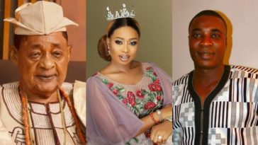 Alaafin Of Oyo Allegedly Sends Youngest Wife Packing Over Allegations Of Sleeping With KWAM 1 3