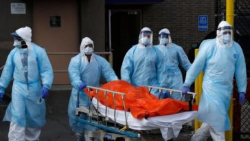 Doctor Treating Coronavirus Patient Dies In Lagos Hospital As Death Rate Rises To 12 In Nigeria 6