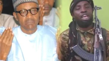 """The Evil You Do Is What Brought This Coronavirus"" - Shekau Attacks Buhari Over Lockdown 4"